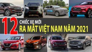 Những mẫu xe ô tô sắp ra mắt đáng để chờ đợi trong năm 2021