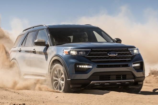 Những mẫu xe ô tô sắp ra mắt đáng để chờ đợi trong năm 2021 8