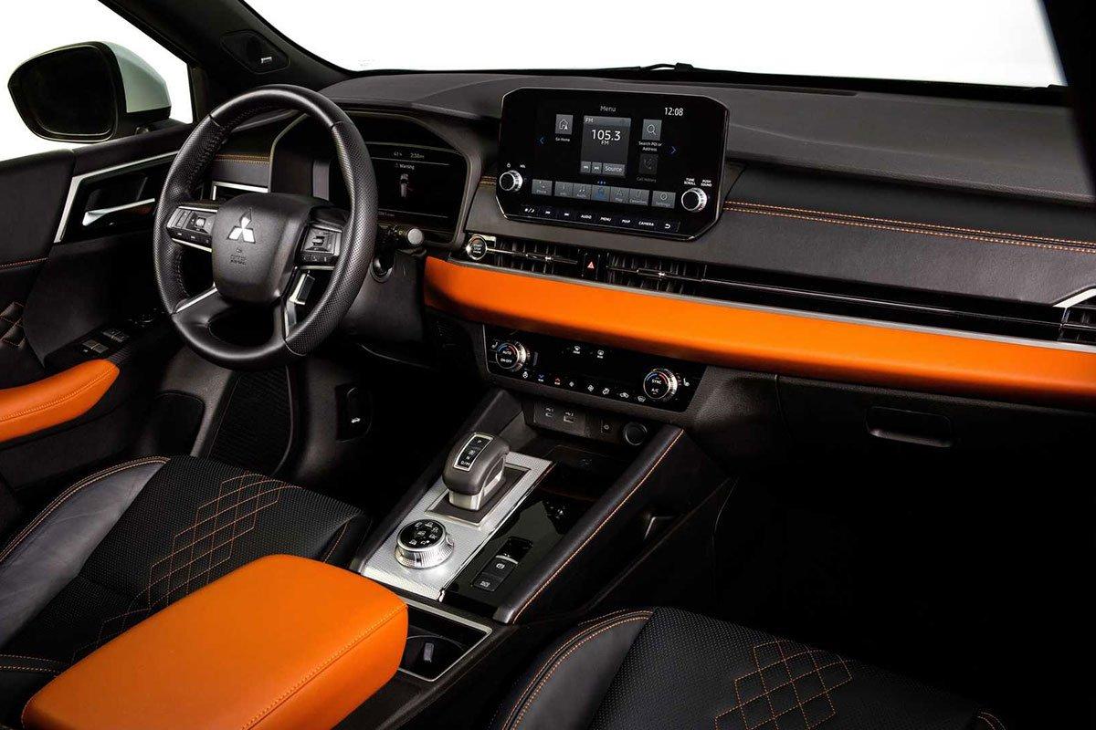 Đánh giá Mitsubishi Outlander 2022, sắp về Việt Nam đối đầu với Honda CRV và Mazda CX5 3
