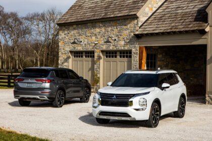 Đánh giá Mitsubishi Outlander 2022, sắp về Việt Nam đối đầu với Honda CRV và Mazda CX5