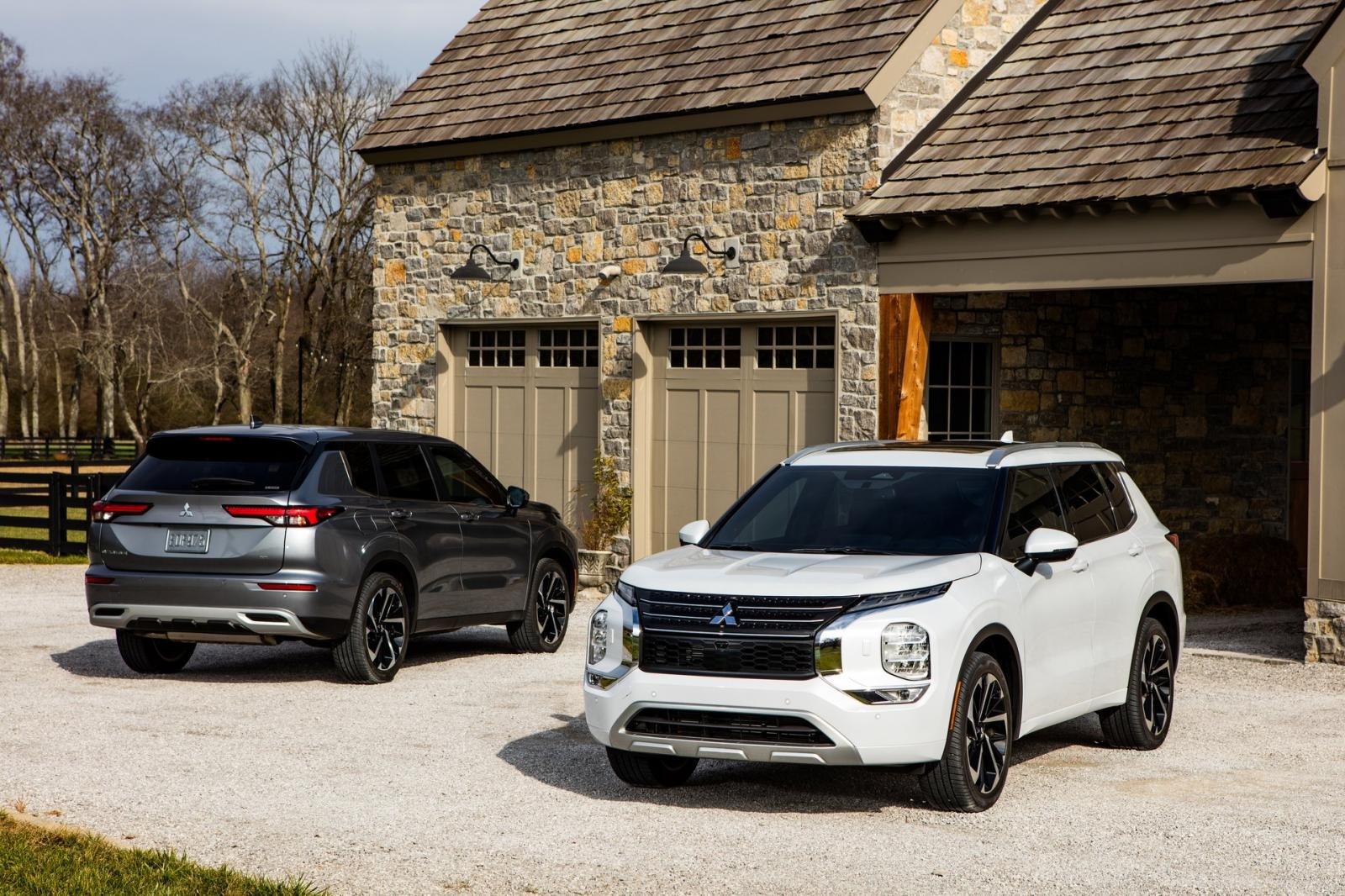 Đánh giá Mitsubishi Outlander 2022, sắp về Việt Nam đối đầu với Honda CRV và Mazda CX5 1