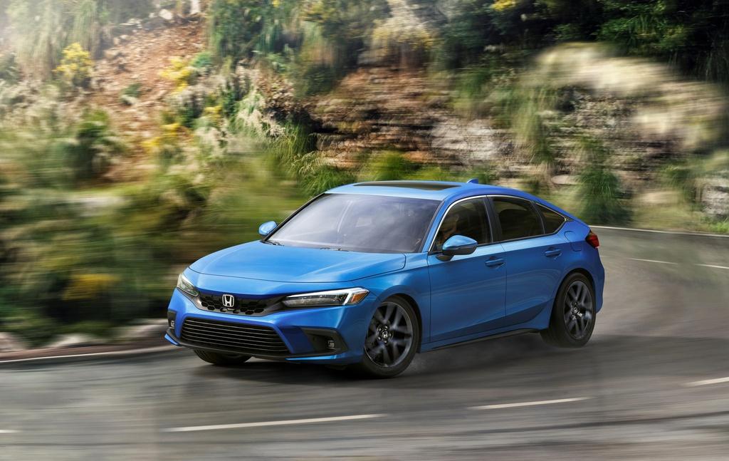 Honda Civic 2022 sắp về và ra mắt tại Việt Nam ? 16