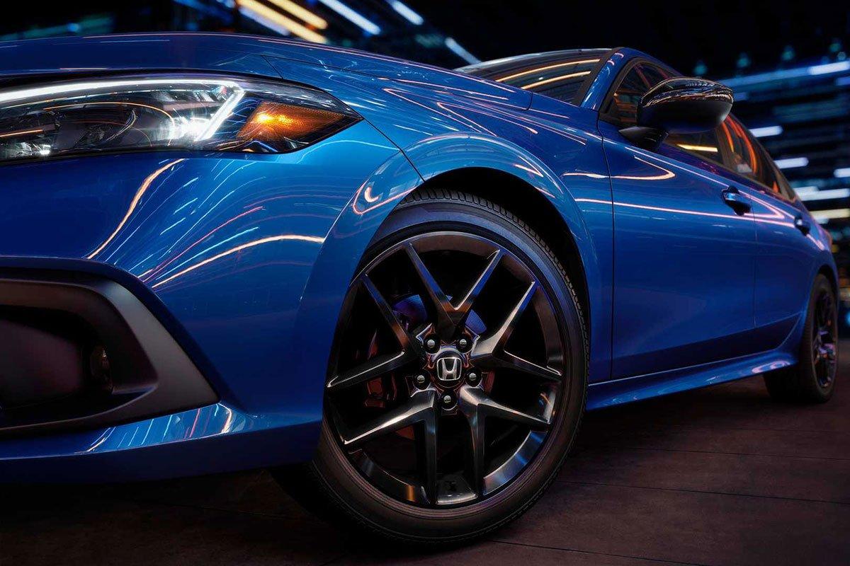 Honda Civic 2022 sắp về và ra mắt tại Việt Nam ? 5