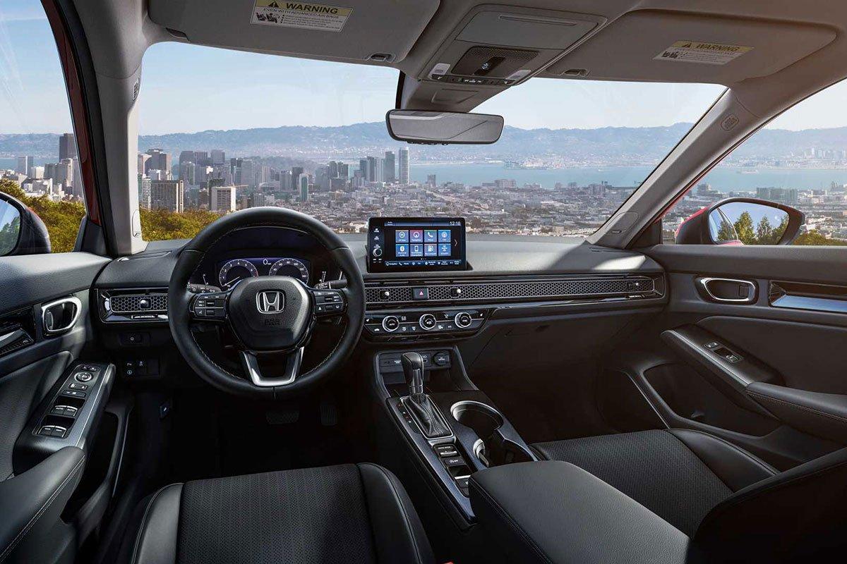 Honda Civic 2022 sắp về và ra mắt tại Việt Nam ? 8