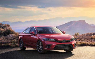 Honda Civic 2022 sắp về và ra mắt tại Việt Nam ?
