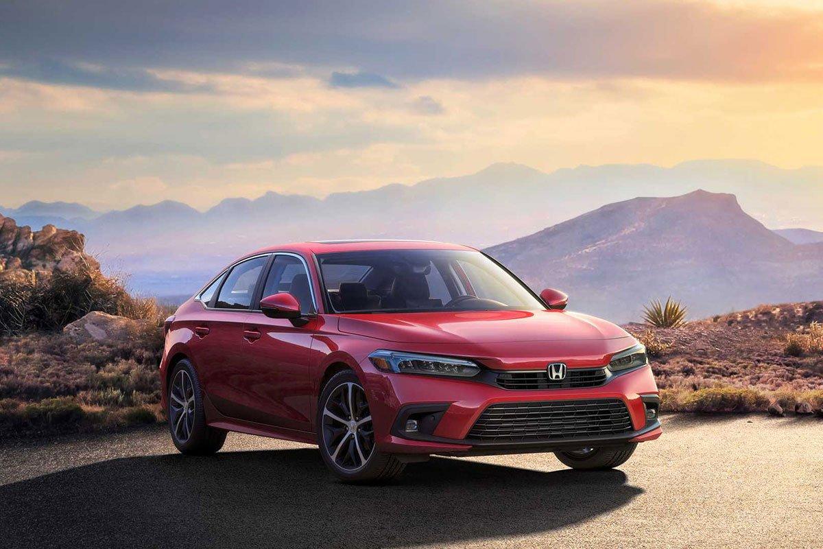 Honda Civic 2022 sắp về và ra mắt tại Việt Nam ? 1