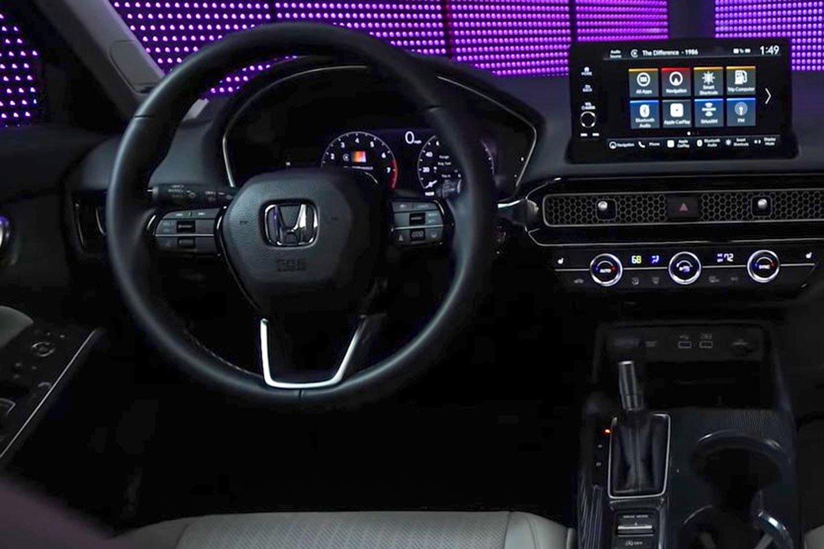 Honda Civic 2022 sắp về và ra mắt tại Việt Nam ? 10