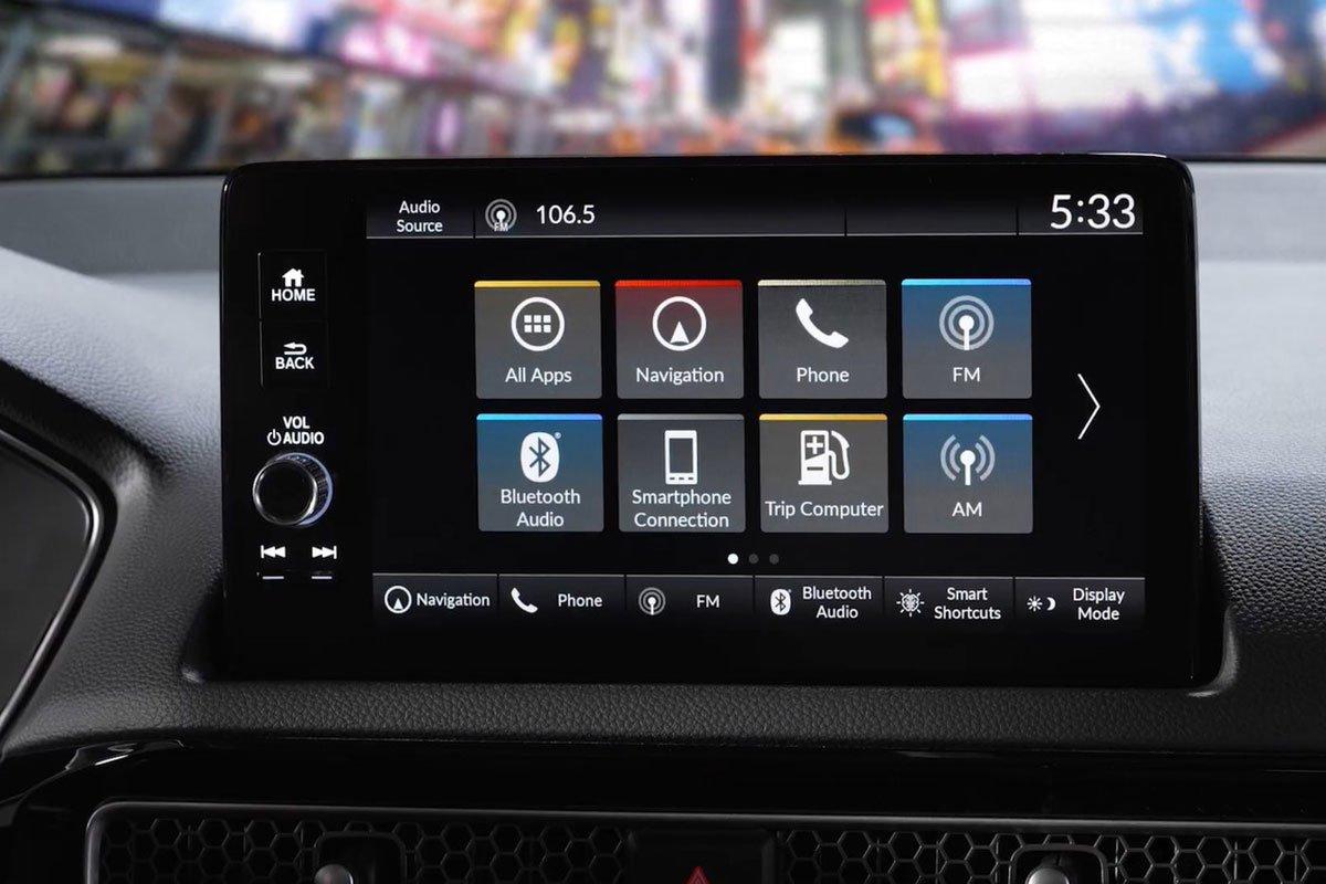 Honda Civic 2022 sắp về và ra mắt tại Việt Nam ? 11