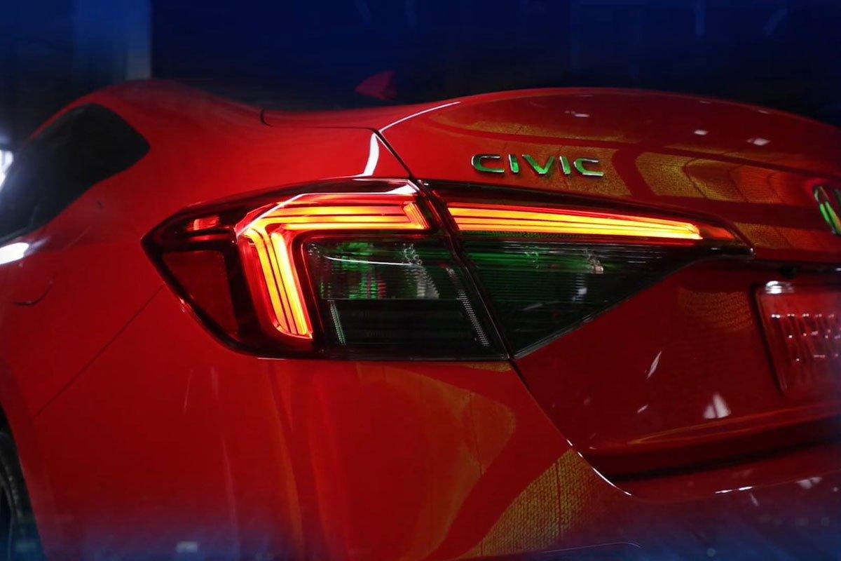 Honda Civic 2022 sắp về và ra mắt tại Việt Nam ? 3
